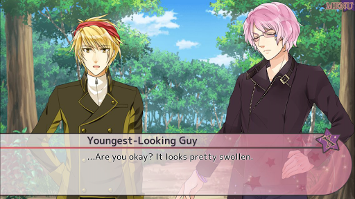 How to Fool a Liar King - Fantasy Otome Game apkmind screenshots 5