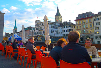 Photo: Zurich, old town
