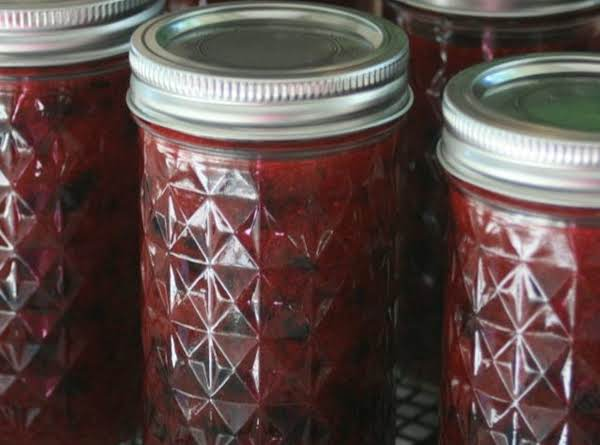 Huckleberry Jam (freezer Jam) Recipe