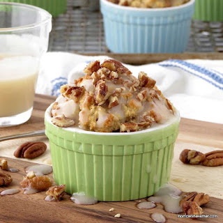 Low Carb Maple Bacon Muffins with Pecans Recipe