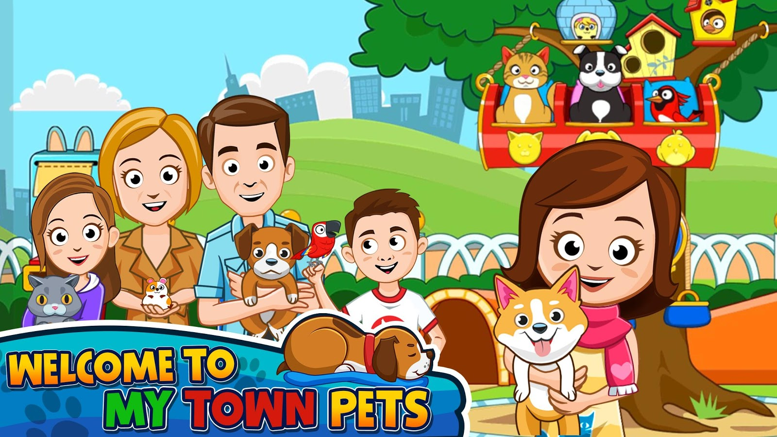 My Town : Pets- screenshot