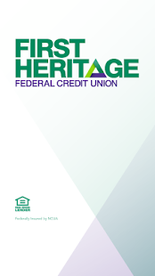 First Heritage FCU Mobile Bank - náhled