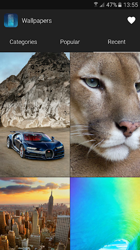 Wallpapers for iPhone 8 1.0.3 screenshots 2