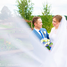 Wedding photographer Marina Shtin (mops). Photo of 07.08.2015