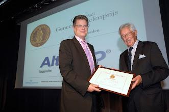 Photo: Altargo Genomineerde Galenus Geneesmiddelenprijs 2009 in Leidenfoto © Bart Versteeg