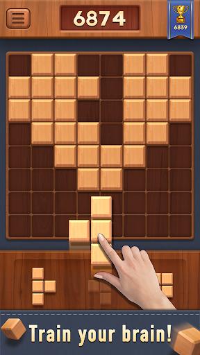 Woodagram - Classic Block Puzzle Game  screenshots 5