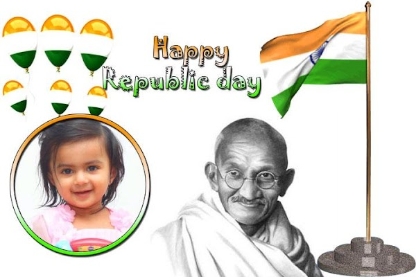 Republic Day Photo Frames - screenshot