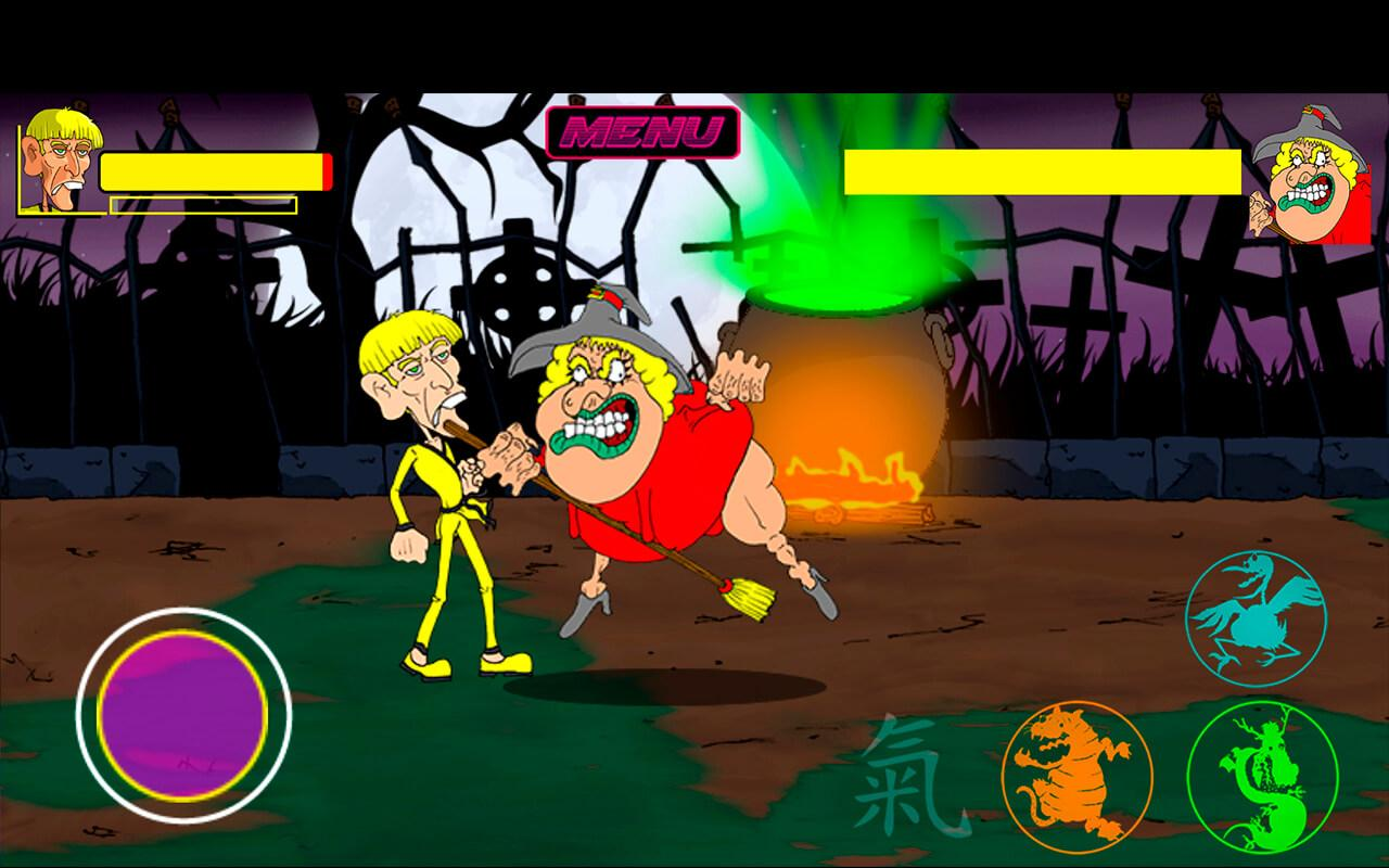 Fight Masters Free- screenshot