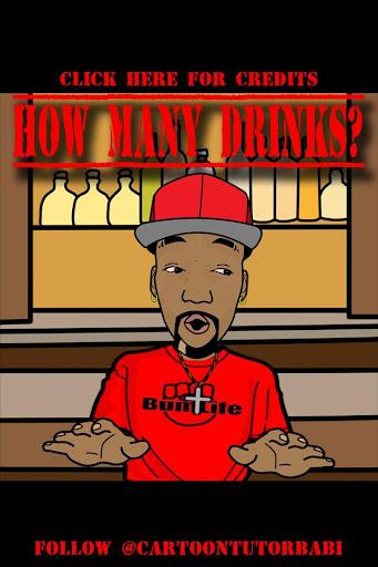 Toon's How Many Drinks - FREE