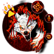 Blood Wolf Themes Live Wallpapers