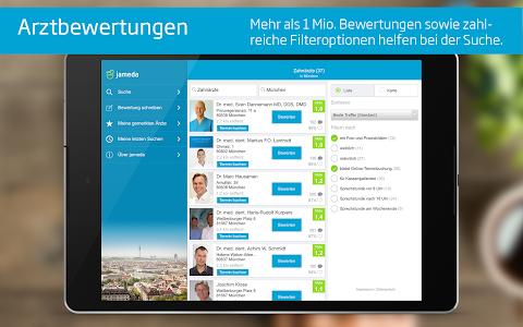 Arztsuche jameda screenshot 11