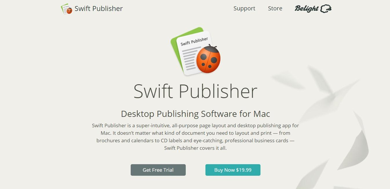 Swift Publisher the best free brochure maker software for marketers and small business owners