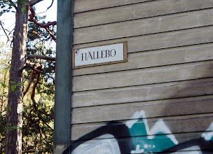 Photo: Ensimmäinen pysähdyksemme, Villa Hällebo