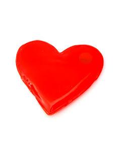 Handvärmare, hjärta