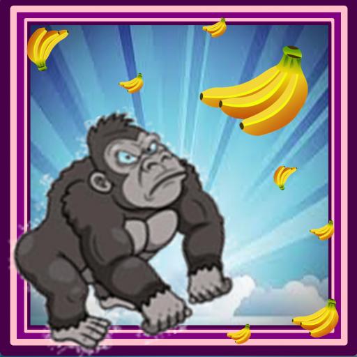 Jungle kingkong man run