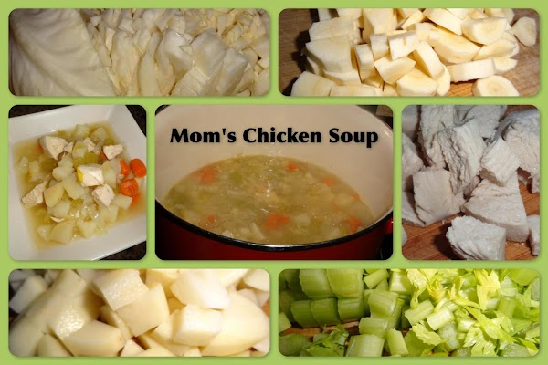 Mom's Chicken Soup Recipe