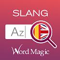 English Spanish Slang Dictionary icon