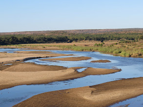 Photo: Limpopo River, Kruger National Park, South Africa
