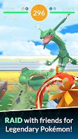 screenshot of Pokémon GO