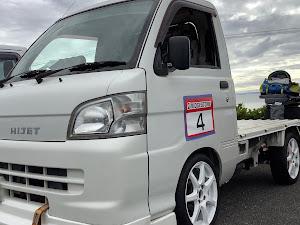 アクティトラック HA9のカスタム事例画像 軽トラ女子さんの2021年09月19日15:20の投稿
