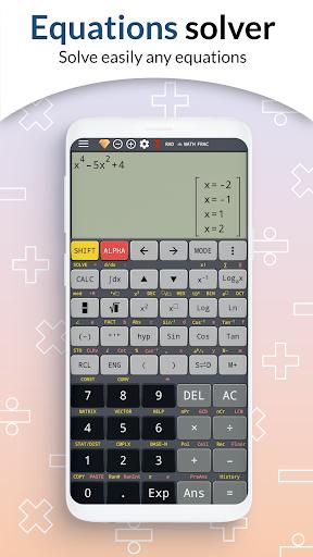 School scientific calculator 500 es plus 500 ms 4.0.6-25-05-2019-00-release screenshots 2