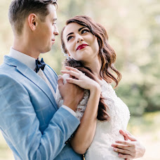 Wedding photographer Aleksandr Shishkin (just-painter). Photo of 05.10.2016