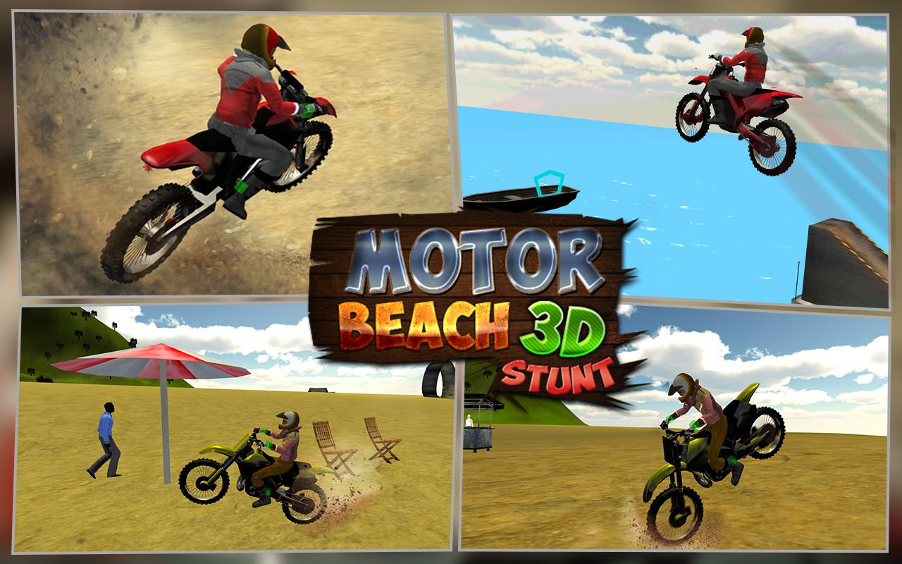 Bike Games To Play Now Clean A Bike Beach Bike Extreme Stunts D