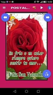 Dia de San Valentin - náhled
