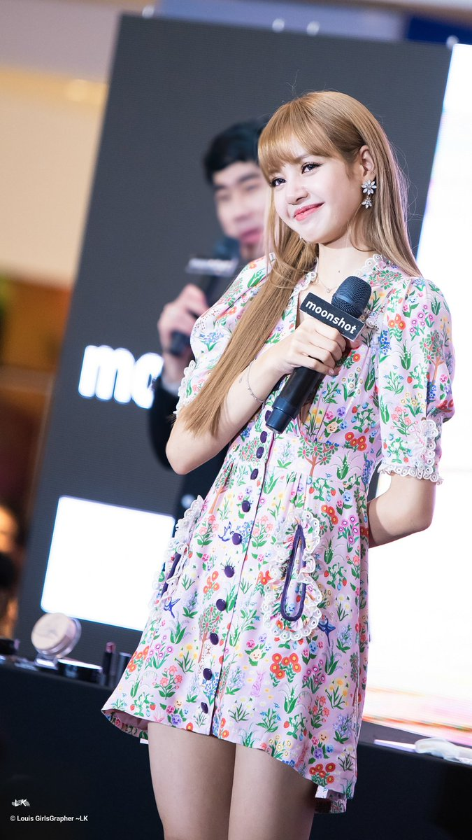 lisa thai fanmeeting