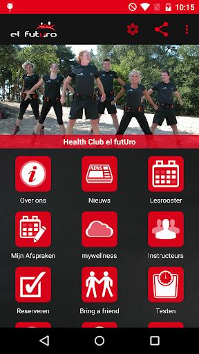 Health fitnessclub el futUro