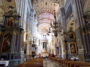 Photo: It is the only gothic church of basilica size in the country.