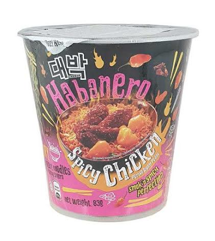 Habanero Spicy Chicken 83g
