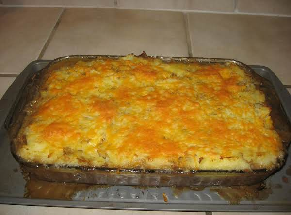 Kyle's Shepards Pie Recipe