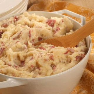 Smashed Red Potatoes With Cheese Recipes