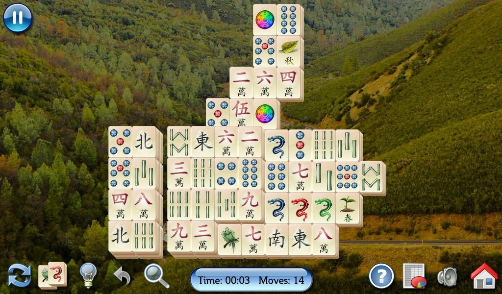 All-in-One Mahjong 3- screenshot