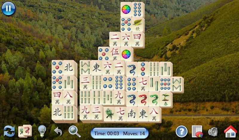 All-in-One Mahjong 3 Screenshot 4