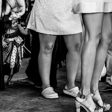 Wedding photographer Guillermo Daniele (gdaniele). Photo of 11.05.2018