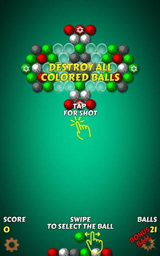 Magnet Balls 2 Free: Match-Three Physics Puzzle filehippodl screenshot 10