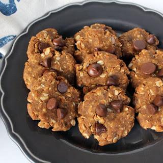 Sweet Potato Oatmeal Snack Cookies.