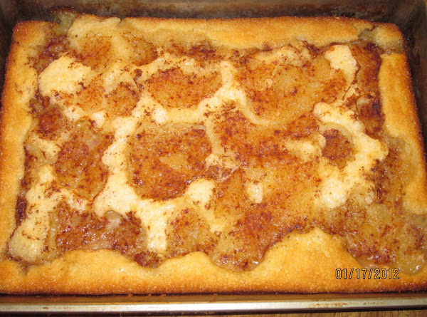Applesauce Cobbler Recipe