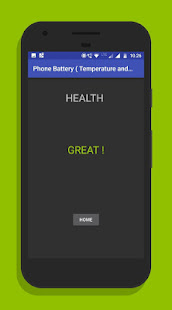 Phone Battery Details - náhled