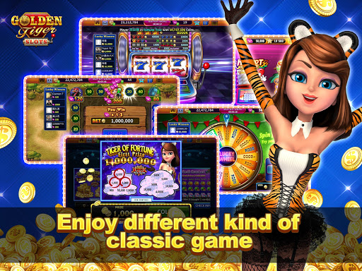 Golden Tiger Slots - Online Casino Game 1.3.0 screenshots 10