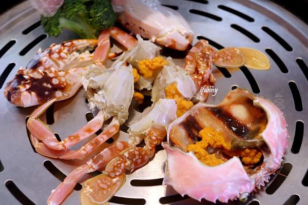 漉 海鮮蒸氣鍋 (松江店) 保留海鮮精華美味的蒸氣鍋