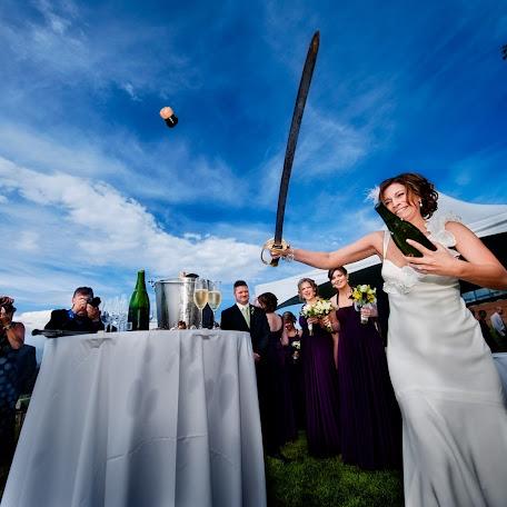 Wedding photographer Mark Pawlyszyn (markandtash). Photo of 09.11.2018