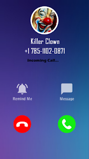 Call from it the clown - náhled