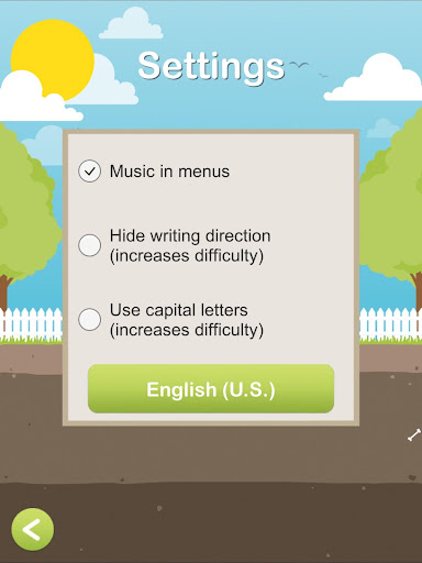 Learn to read - Crack the Reading Code - screenshot
