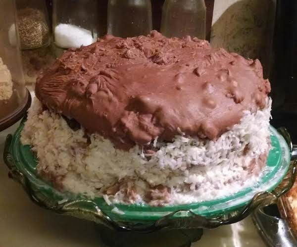 Granny's Peter Paul Cake Recipe