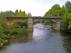 Photo: Etapa 18 a. Puente Villarente. Riu Porma