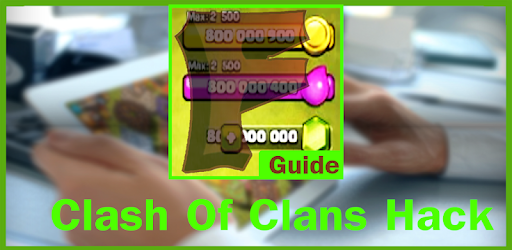 guide fhx clash of clans hack for PC