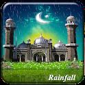 Ramadan Rainfall LiveWallpaper icon
